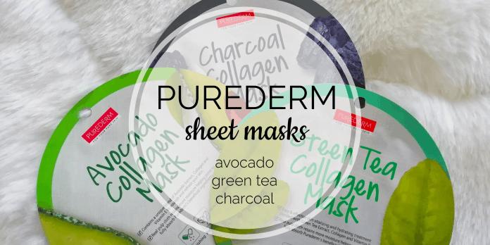 Purederm Sheet Masks