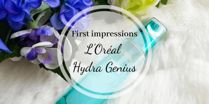 Loreal Hydra Genius
