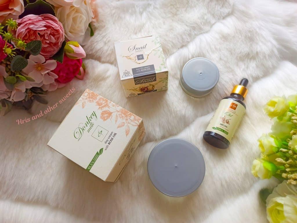 Фионна Козметикс продукти за лице