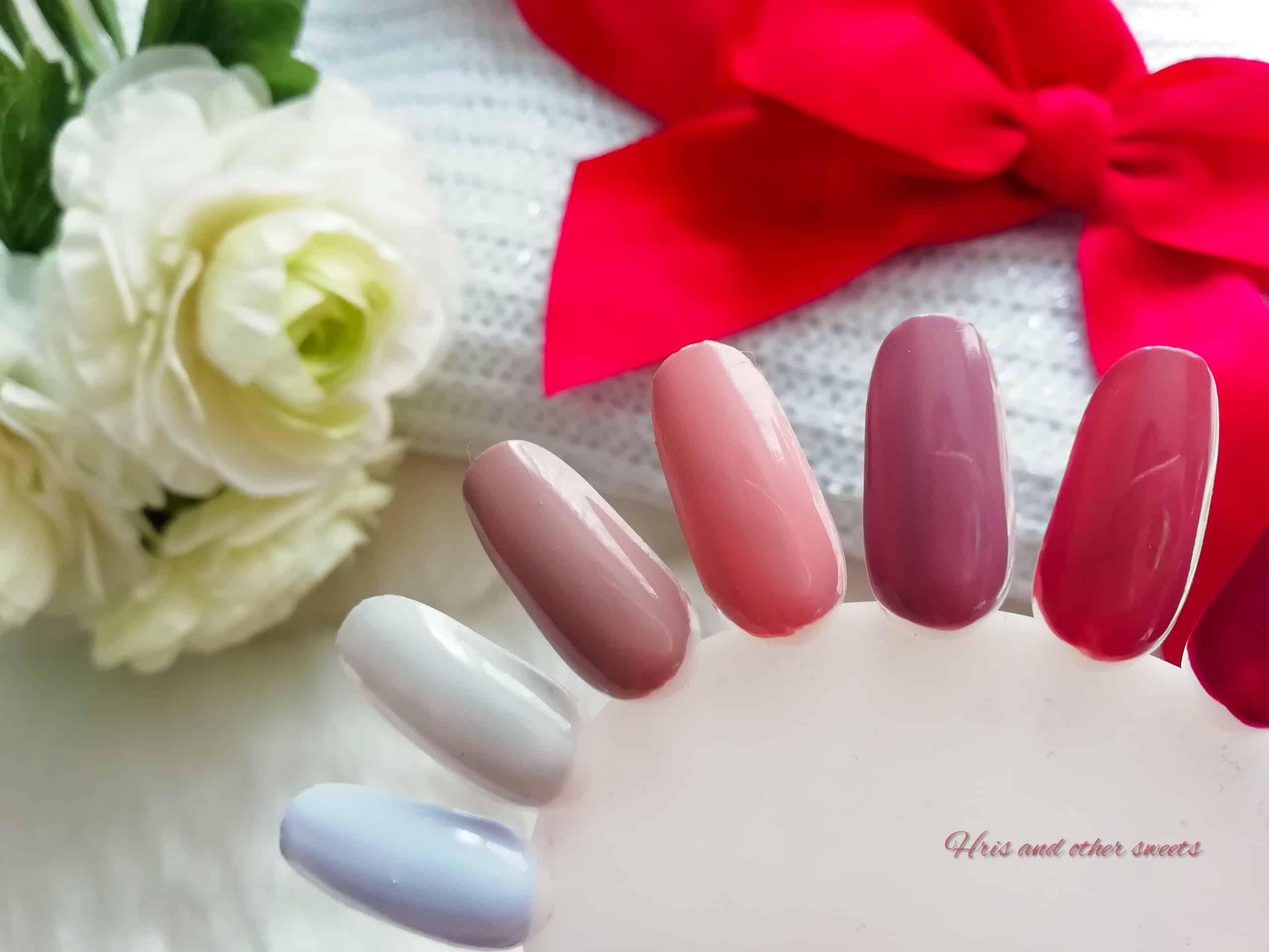 зимни лакове за нокти