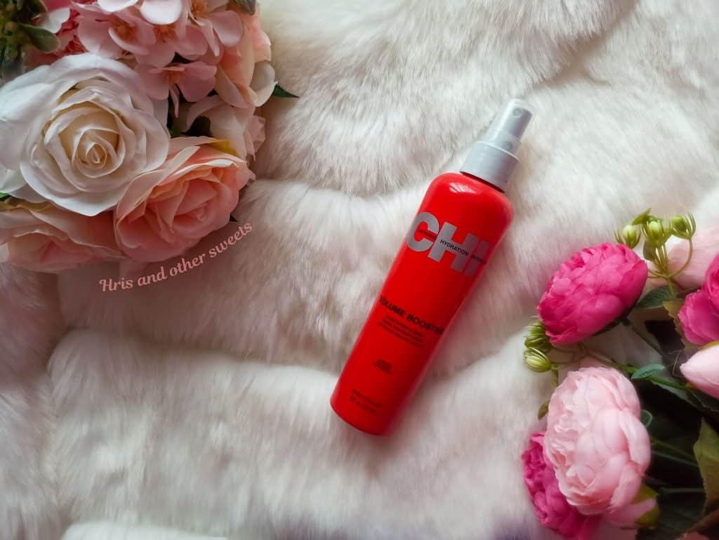CHI Thermal Styling Volume Booster термозащитен спрей за коса