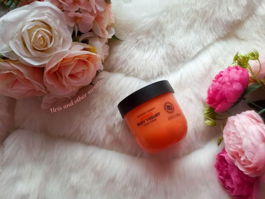 The Body Shop Body Yogurt Mango