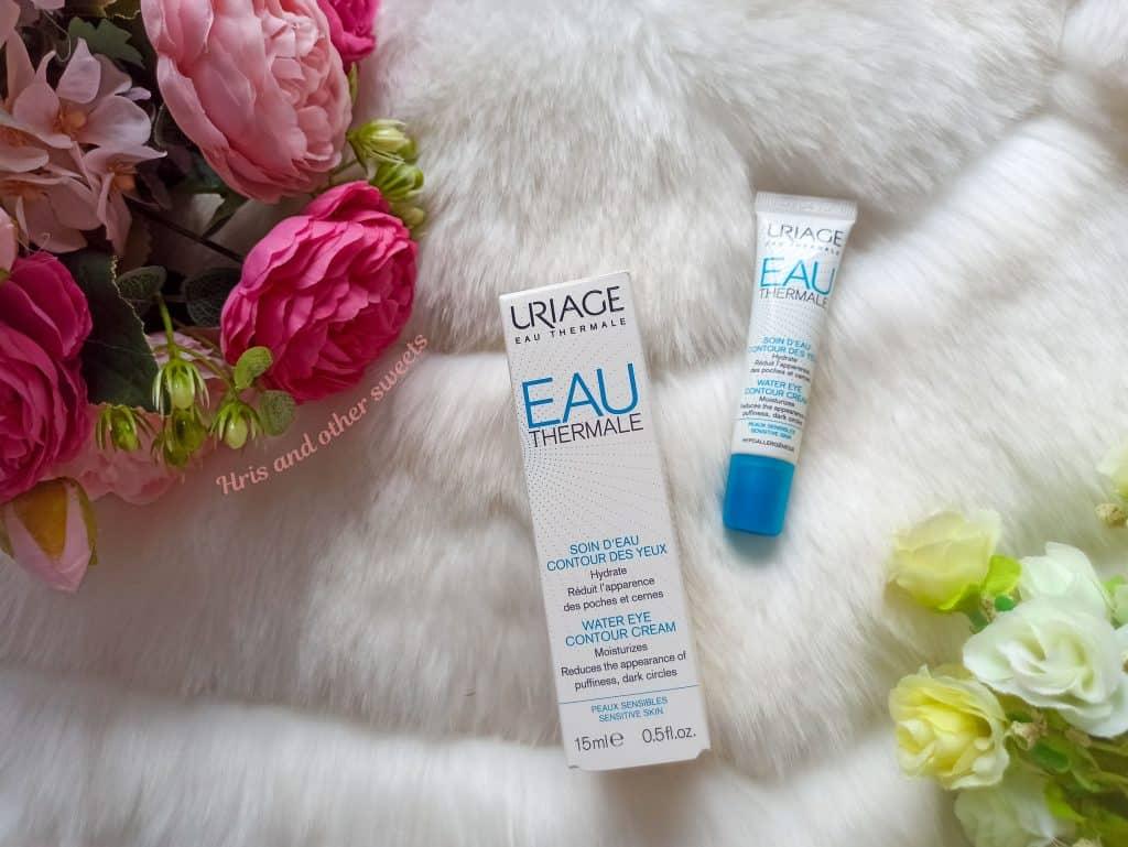 Uriage Water Eye Contour Cream